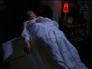 Sabrina's First Levitation
