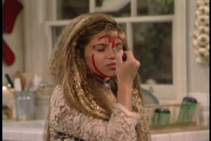 I am sure Topanga wouldn't be using lipstick with animal product ingredients, right?