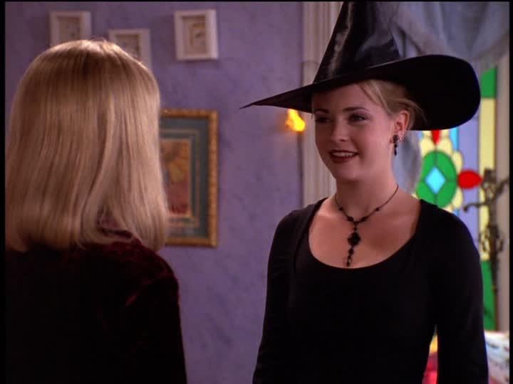 Sabrina  the Teenage Witch  1996 2000   1  05    A Halloween Story