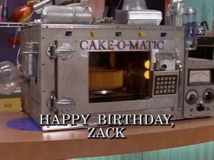 The Cake-O-Matic