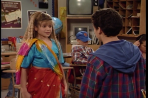 I wouldn't be surprised if Topanga had more of these in her closet.